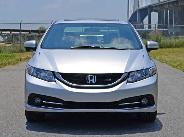civic si sedan 2014 review