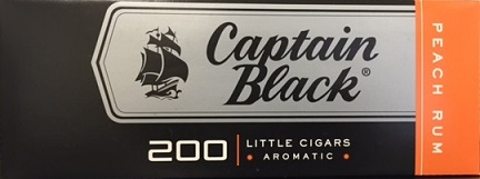 captain black blonde cigars review