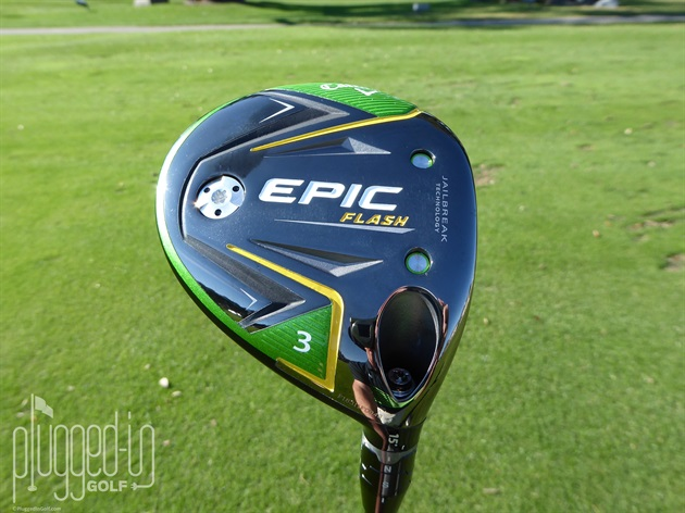 callaway epic 3 wood review