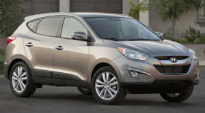 2010 hyundai tucson safety reviews
