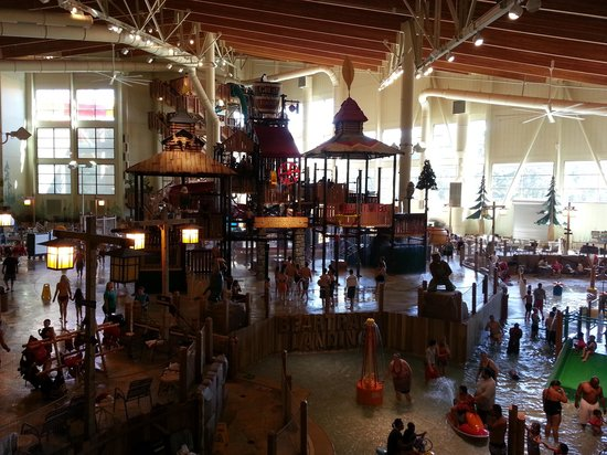 great wolf lodge washington reviews