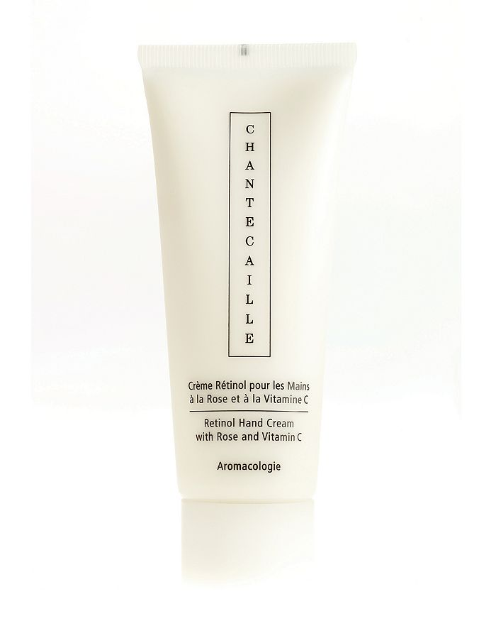 chantecaille retinol hand cream review