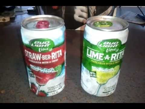 bud lime a rita review
