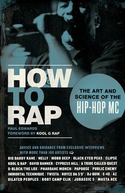 how to rap book review