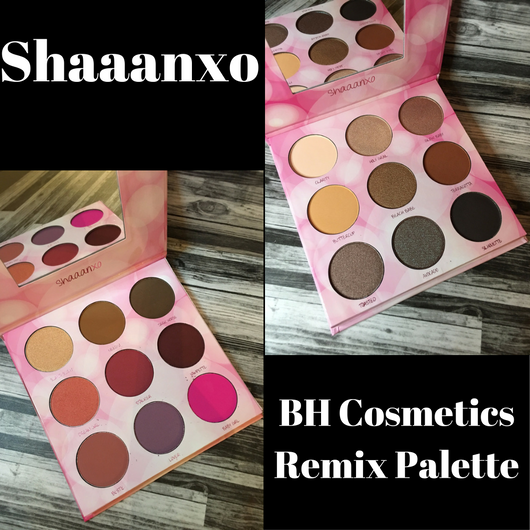 bh cosmetics neutral palette review
