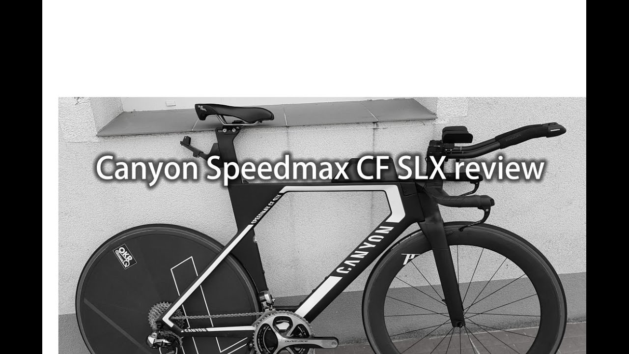 canyon speedmax cf 8.0 review