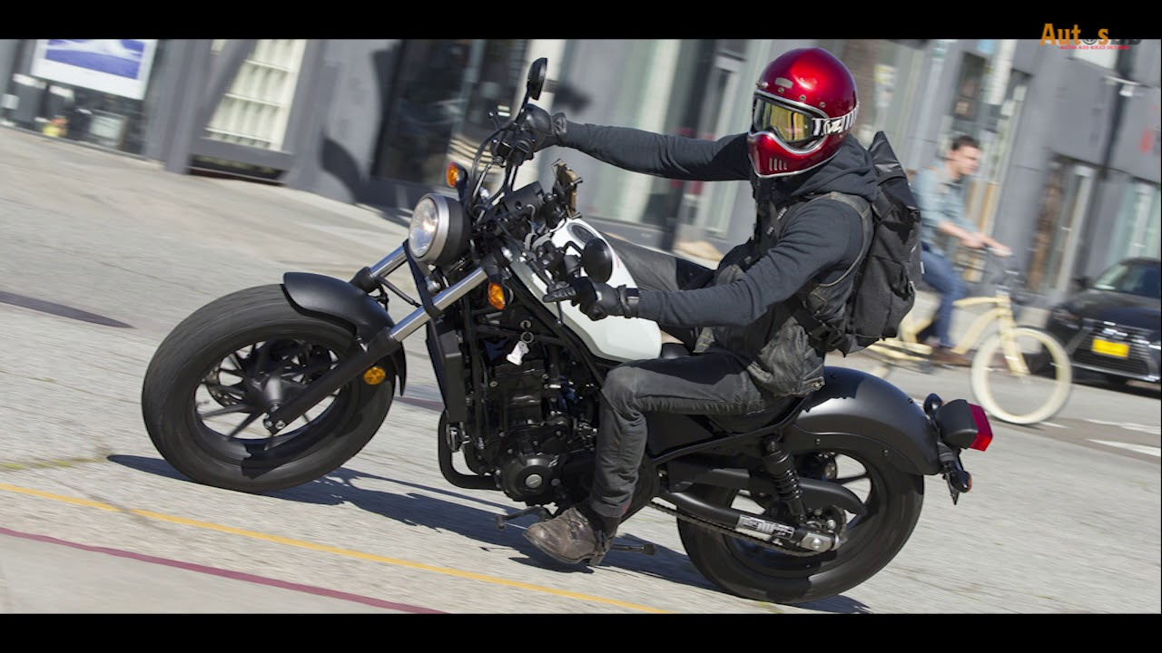 2018 honda rebel 300 review