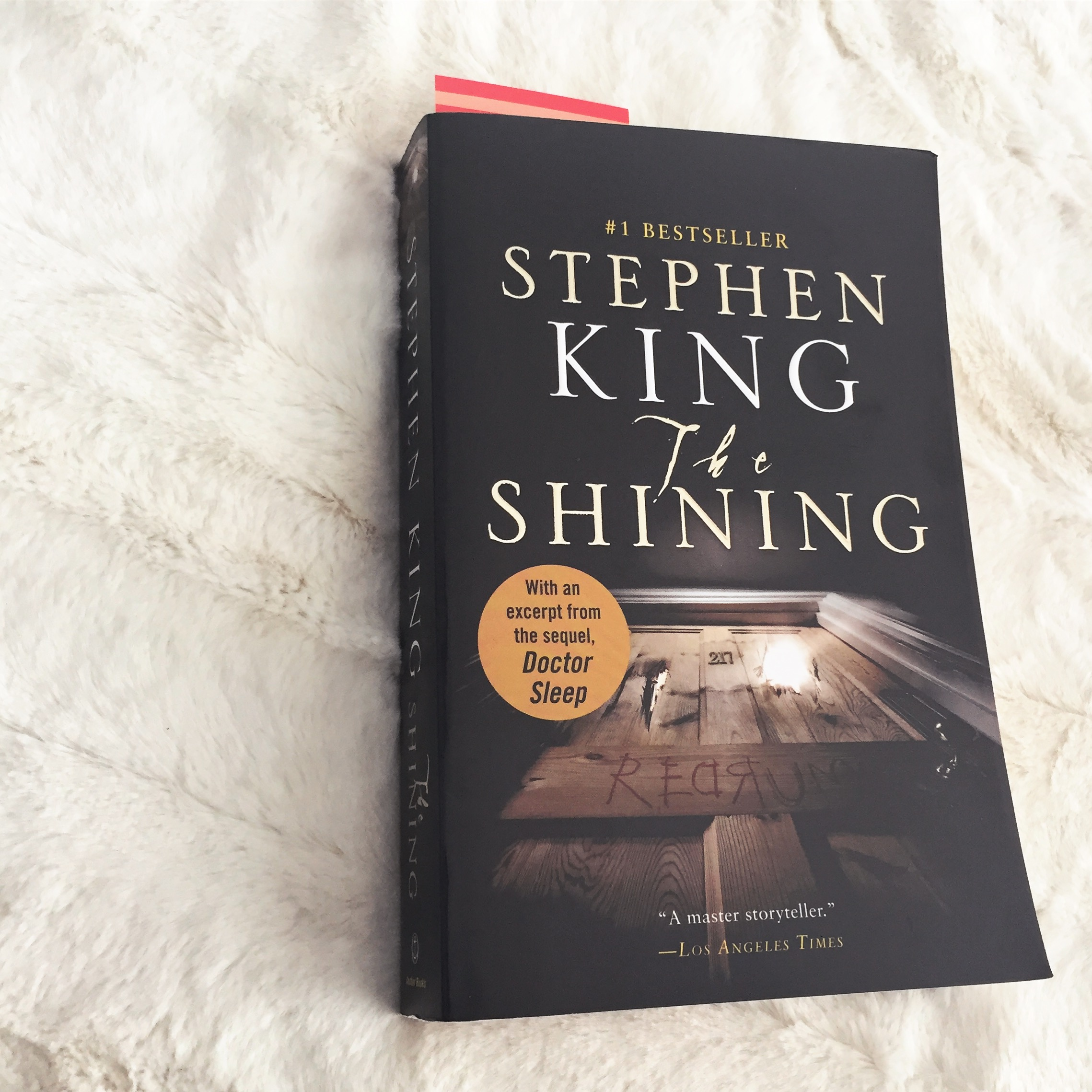 stephen king the shining book review