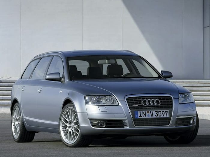 2006 audi a6 wagon review