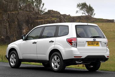 2008 subaru forester review consumer reports
