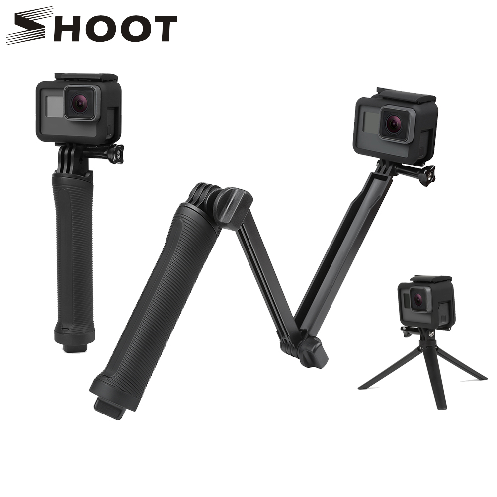 gopro 3 way grip review