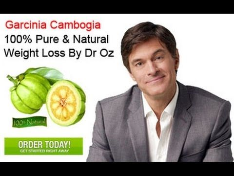 dr oz diet pill garcinia cambogia reviews