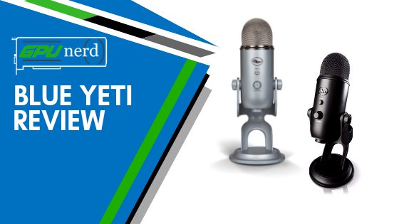 blue microphones yeti usb microphone blackout edition review
