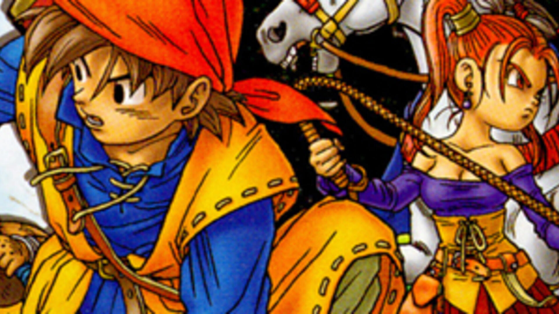 dragon quest 8 ios review