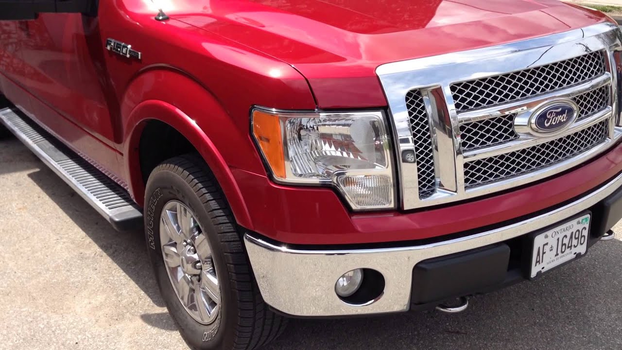 2010 ford f150 5.4 reviews