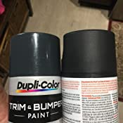 dupli color trim and bumper paint review