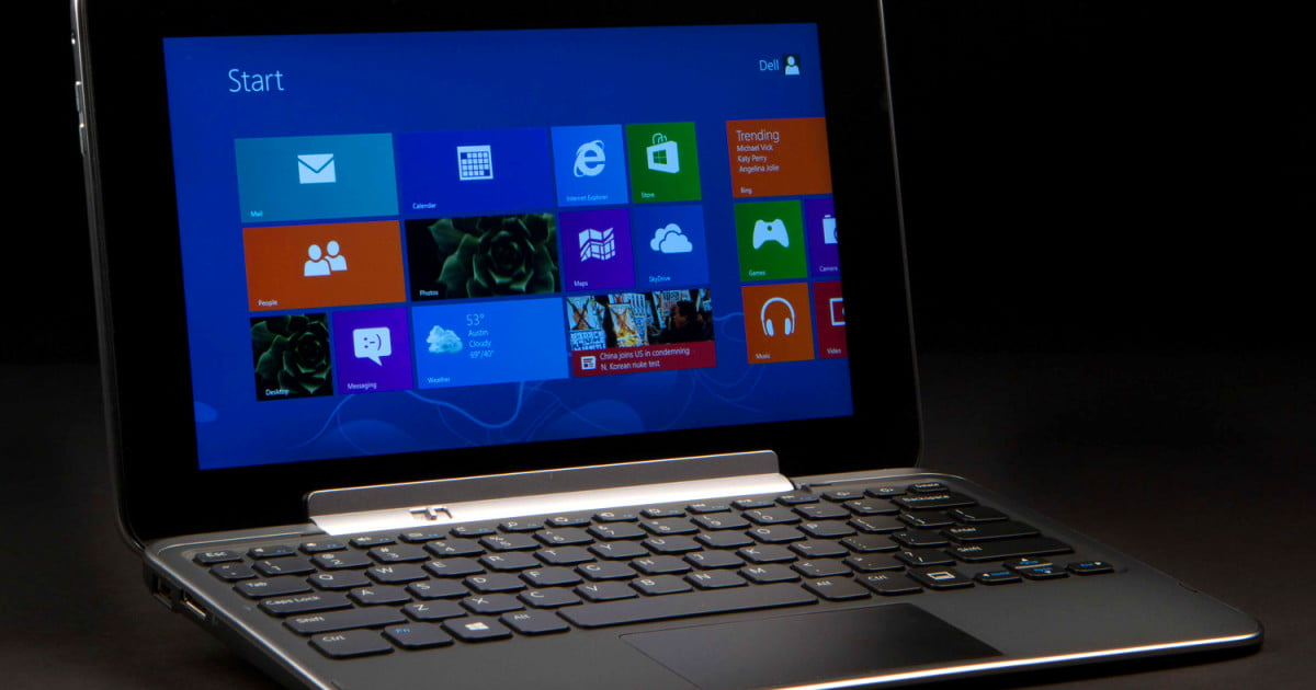 dell xps 10 tablet review