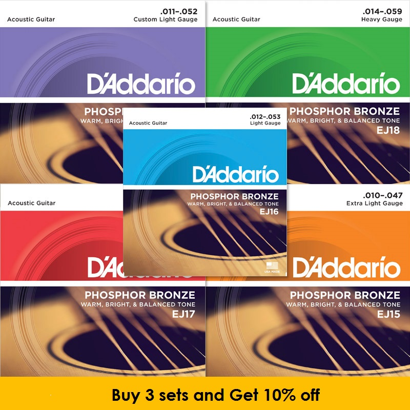 d addario tapewound bass strings review