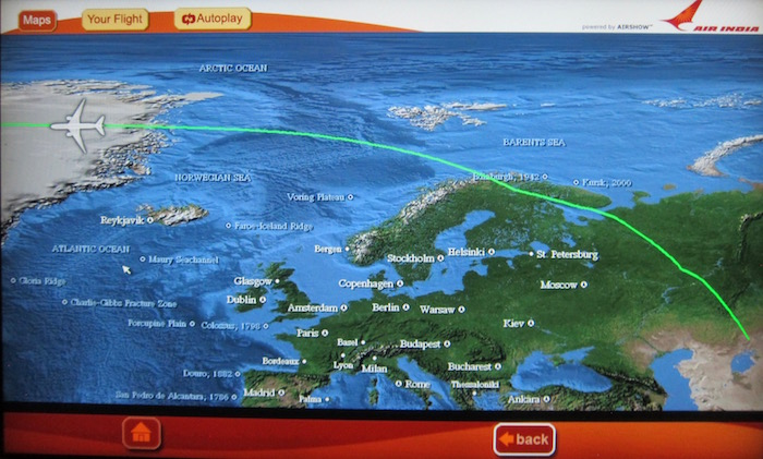 air india sfo to delhi review