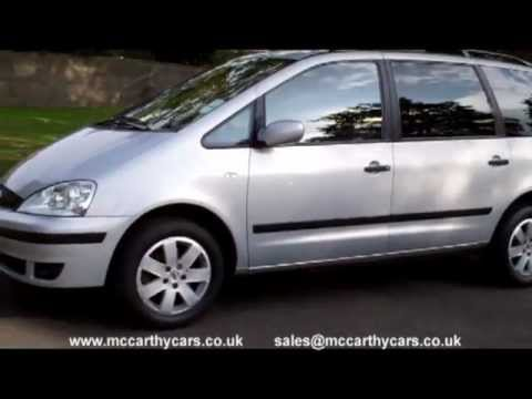 ford galaxy 7 seater review
