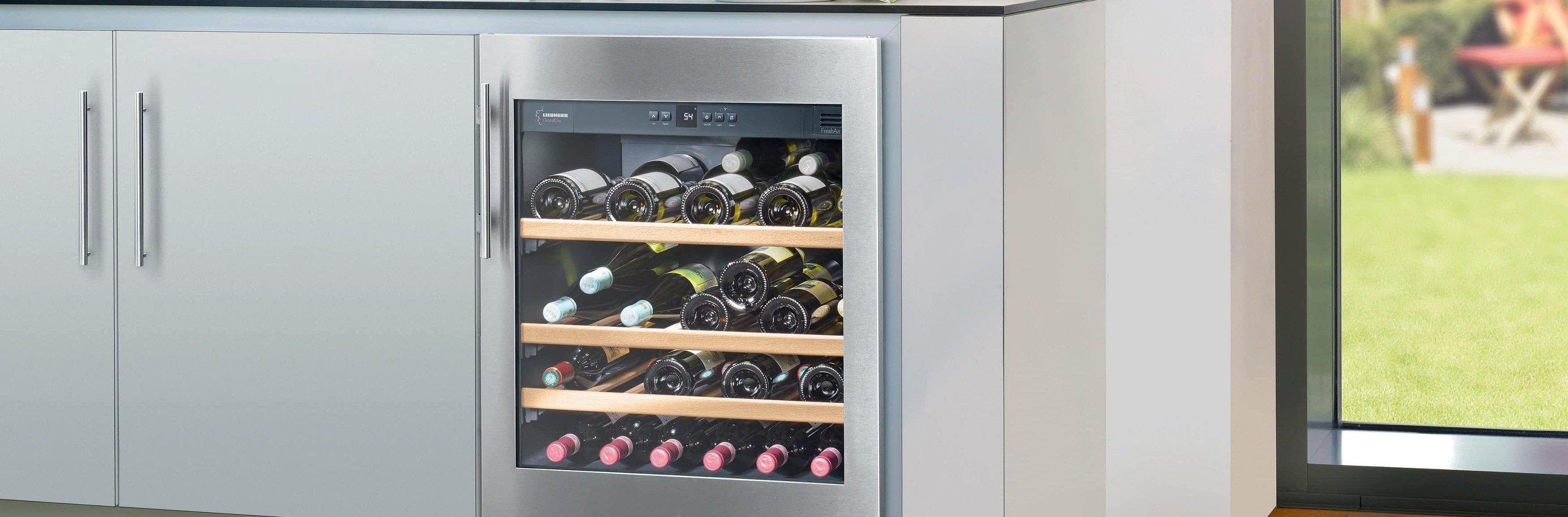 best under counter wine cooler reviews