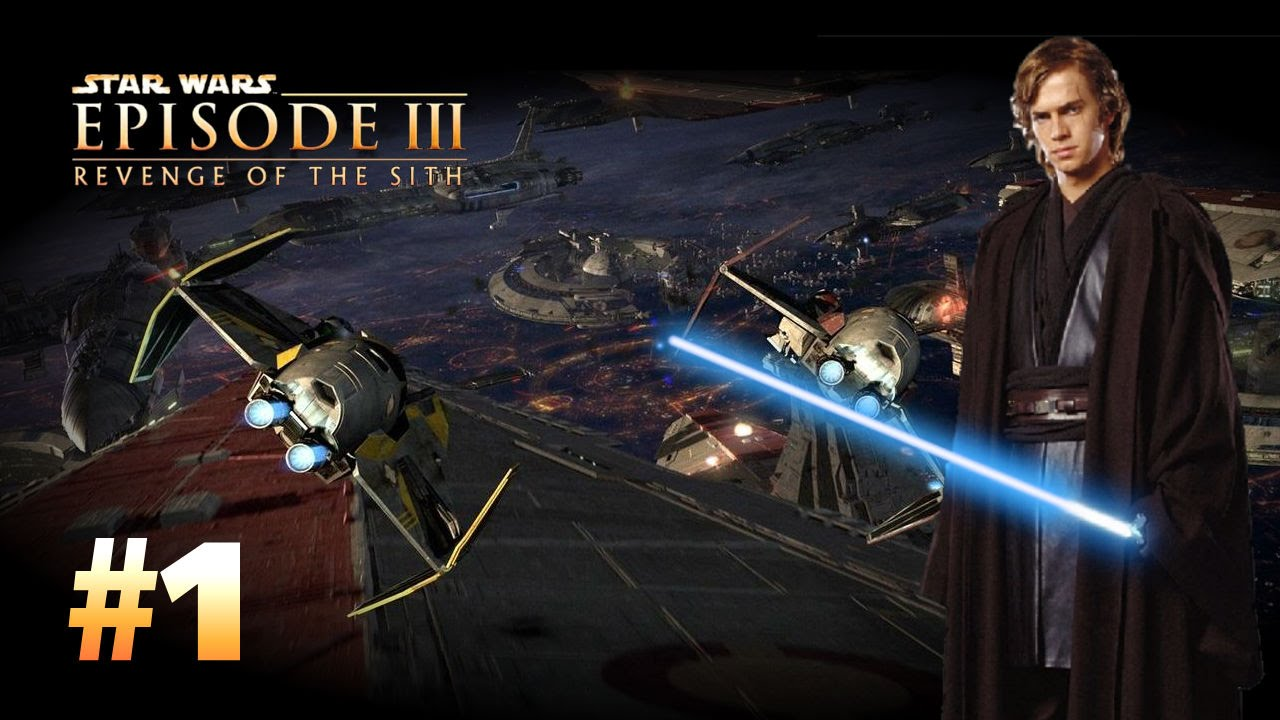 star wars revenge of the sith game review