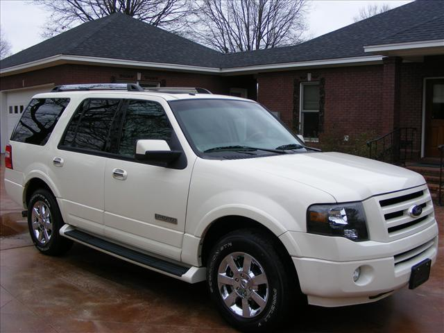 2007 ford expedition limited reviews