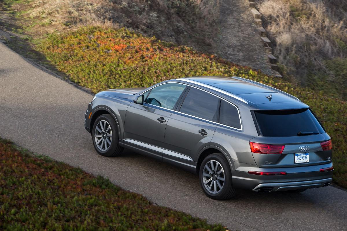 audi q7 driver assistance package review