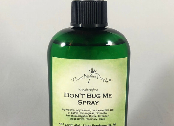 don t bug me spray review