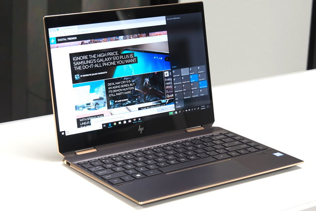 hp spectre x360 review 2018