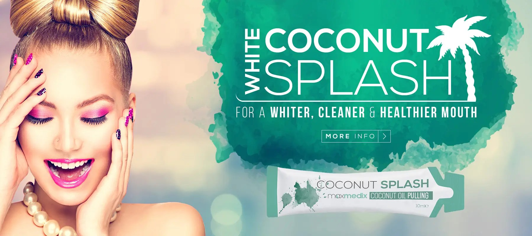 coconut splash teeth whitening reviews
