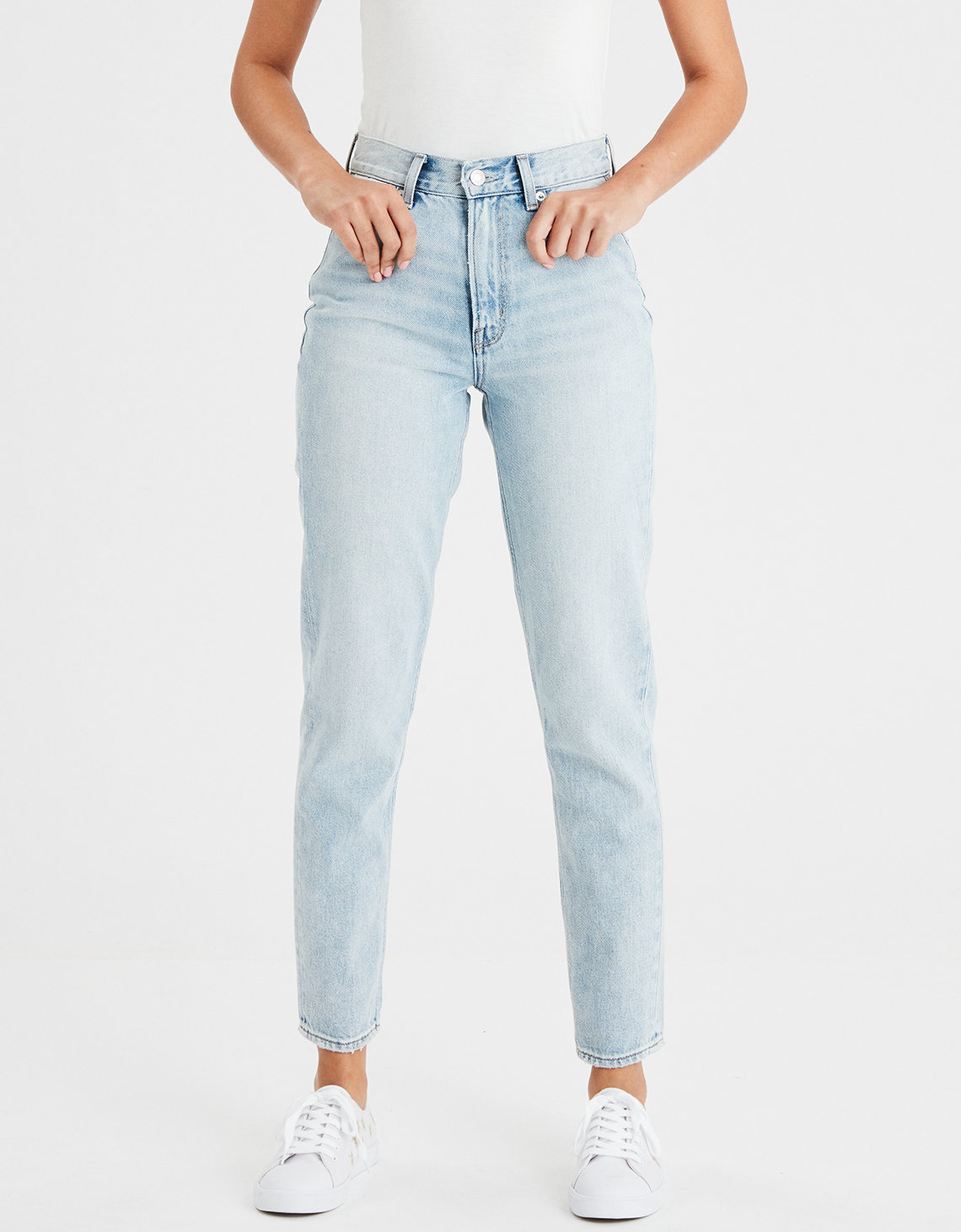 american eagle mom jean review