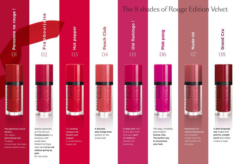 bourjois rouge edition lipstick review