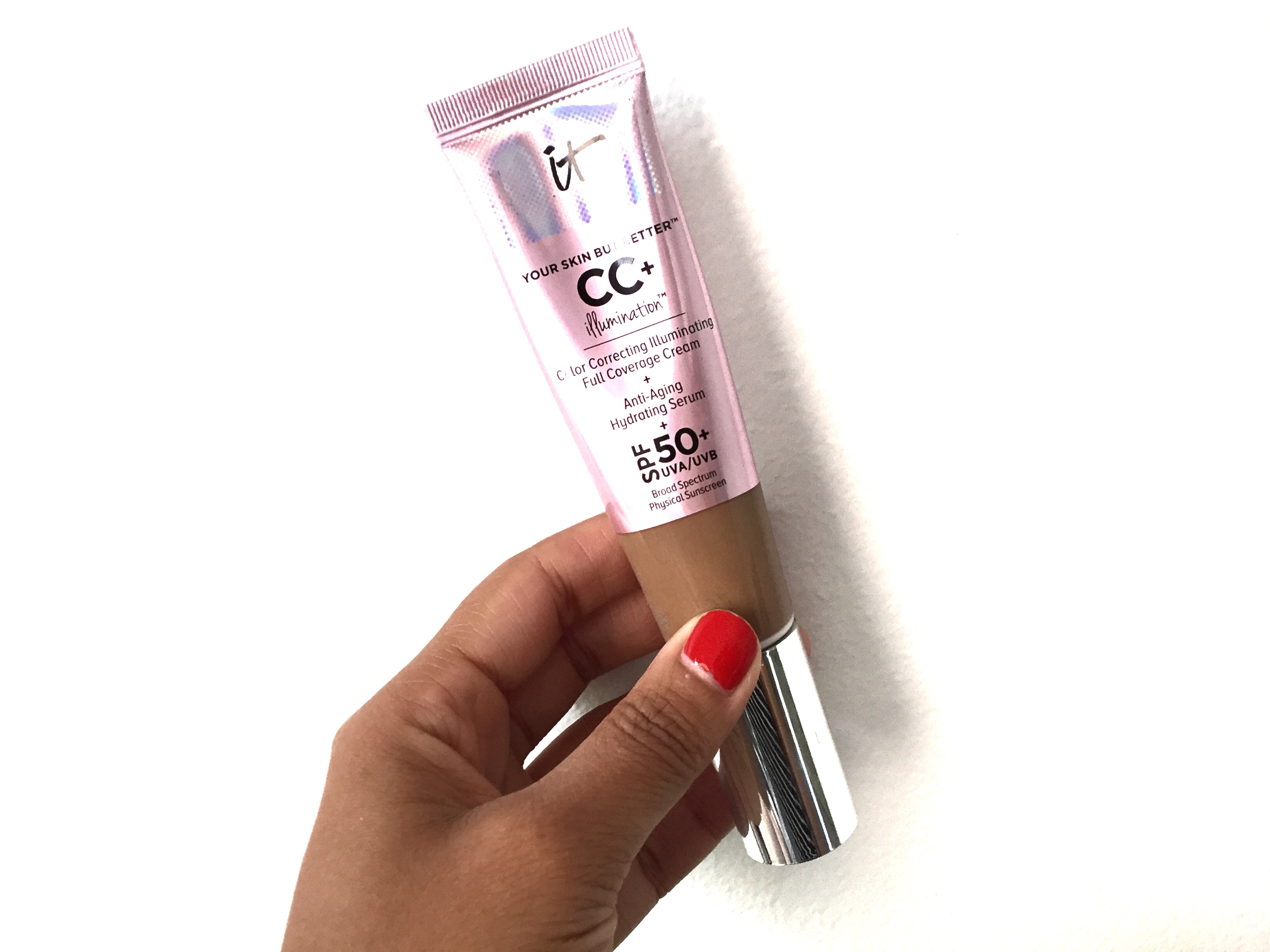 it cosmetics cc cream illumination review