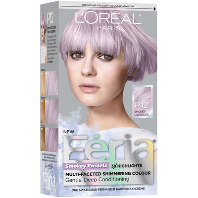 loreal pastel hair color review