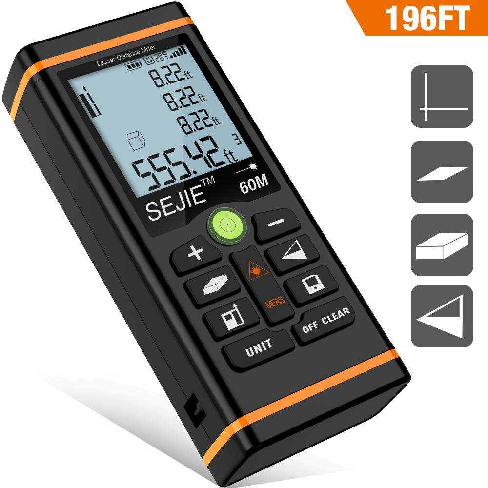 best laser distance meter reviews