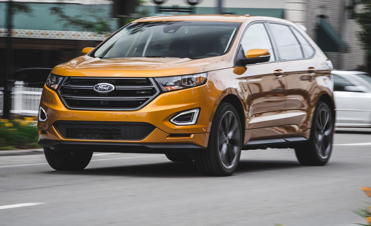 2015 ford edge sport review