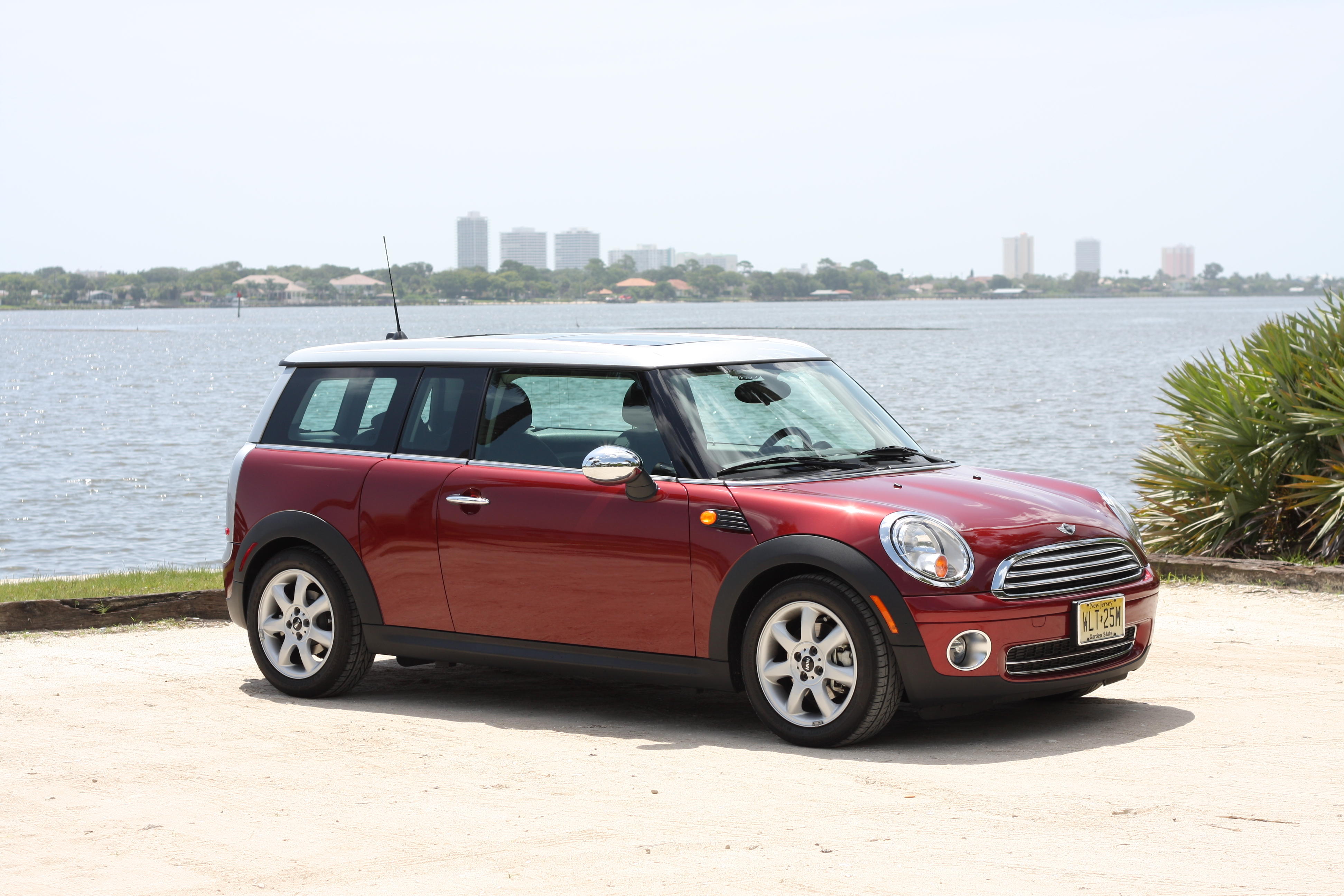 2008 mini cooper clubman reviews and ratings