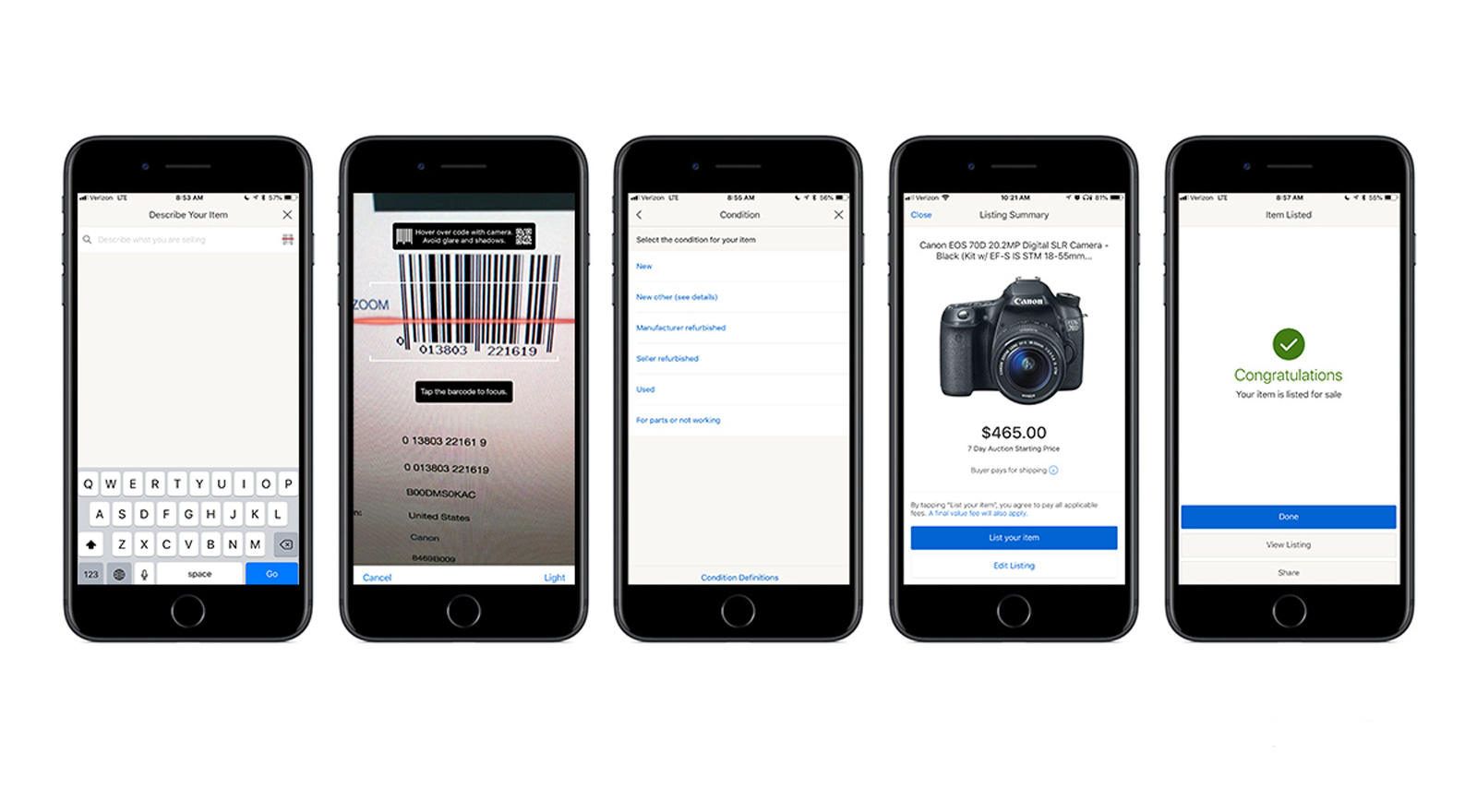 ebay app for android review