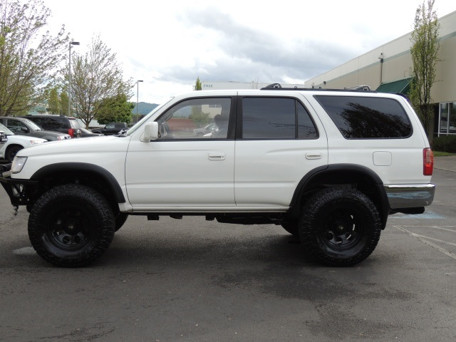 1998 toyota 4runner 4 cylinder reviews