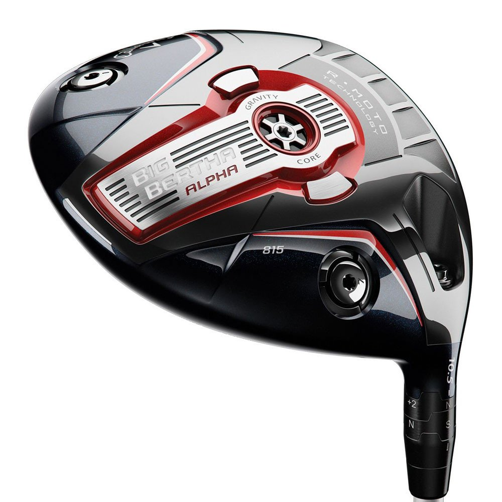 big bertha alpha 815 driver review