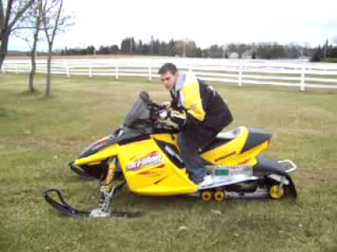 2003 ski doo mxz 800 reviews