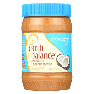 earth balance coconut peanut butter review