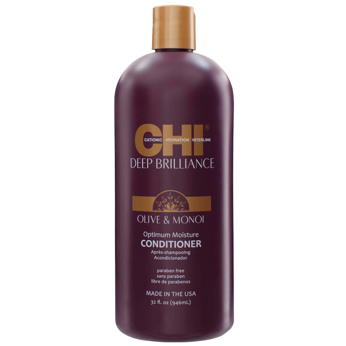 chi deep brilliance olive and monoi reviews