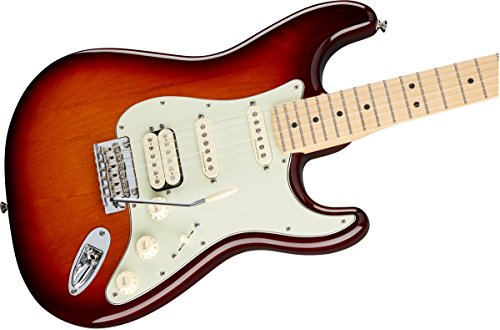 fender deluxe stratocaster hss review