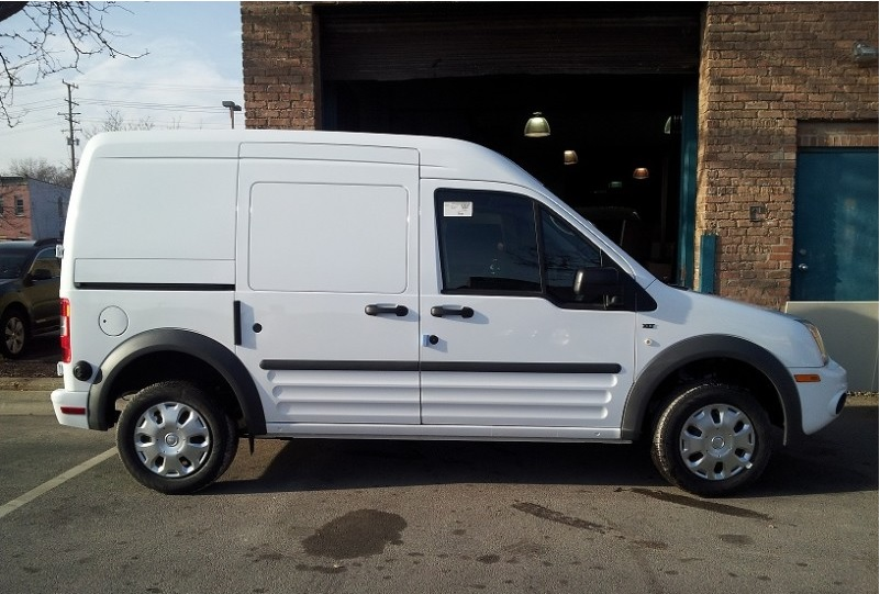 ford transit connect electric review