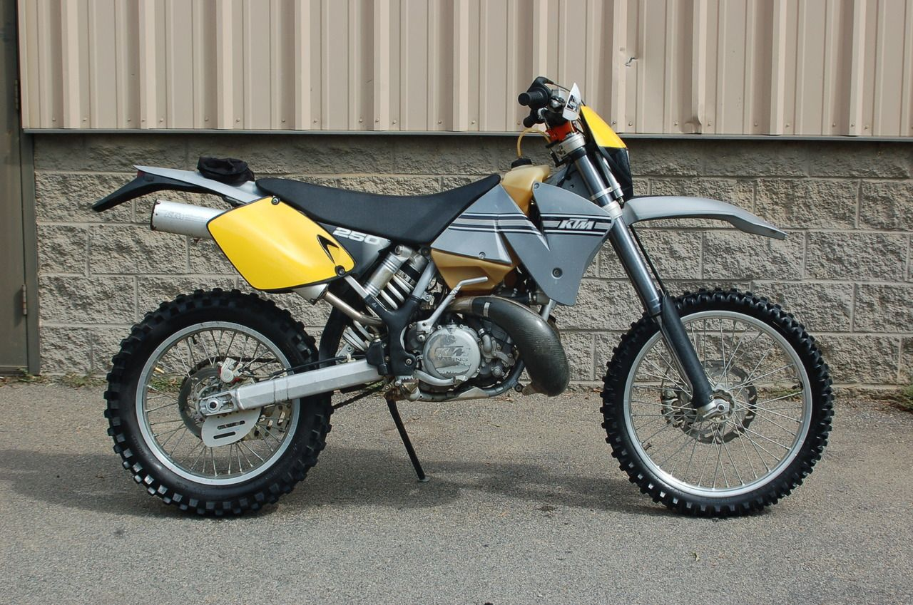 2002 ktm 250 exc review
