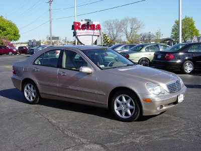 2003 mercedes c240 4matic review
