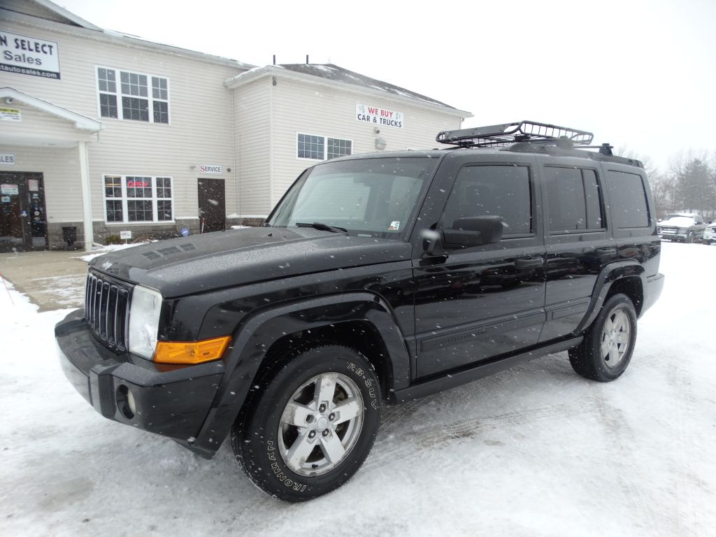 2006 jeep commander reviews edmunds