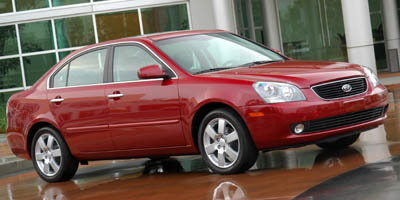 2006 kia optima lx reviews